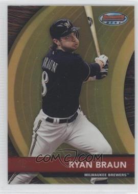2012 Bowman - Bowman's Best #BB21 - Ryan Braun