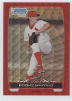 Boone Whiting /25
