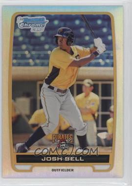 2012 Bowman - Chrome Prospects - Refractor #BCP79 - Josh Bell /500