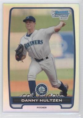 2012 Bowman - Chrome Prospects - Refractor #BCP87 - Danny Hultzen /500