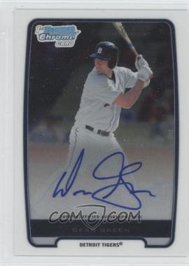 2012 Bowman - Chrome Prospects Certified Autographs - [Autographed] #BCP52 - Dean Green