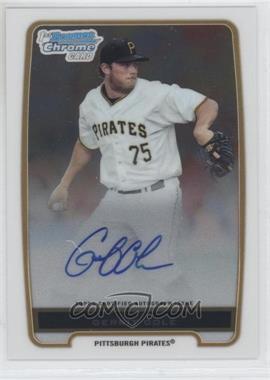 2012 Bowman - Chrome Prospects Certified Autographs - [Autographed] #BCP86 - Gerrit Cole