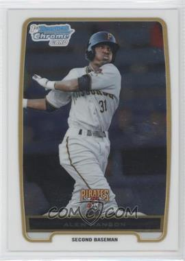 2012 Bowman - Chrome Prospects #BCP143 - Alen Hanson