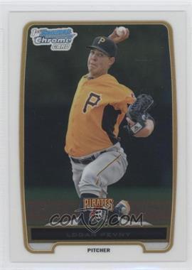 2012 Bowman - Chrome Prospects #BCP185 - Logan Pevny