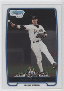 2012 Bowman - Chrome Prospects #BCP6 - Noah Perio