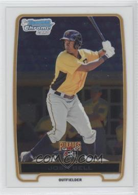 2012 Bowman - Chrome Prospects #BCP79 - Josh Bell