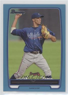 2012 Bowman - Prospects - Blue #BP109 - Andrelton Simmons /500