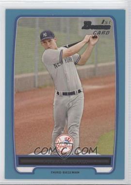 2012 Bowman - Prospects - Blue #BP17 - Tyler Austin /500