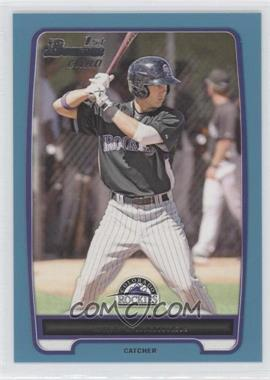 2012 Bowman - Prospects - Blue #BP73 - Will Swanner /500