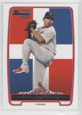 2012 Bowman - Prospects - International #BP108 - Carlos Martinez