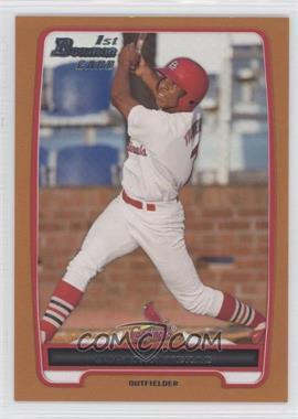 2012 Bowman - Prospects - Orange #BP102 - Oscar Taveras /250
