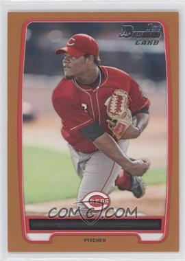 2012 Bowman - Prospects - Orange #BP59 - Daniel Corcino /250