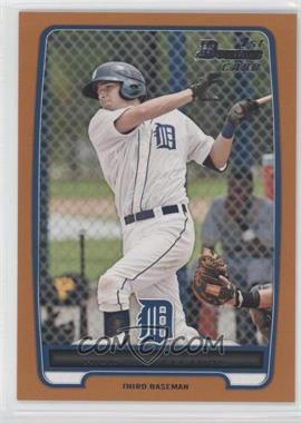 2012 Bowman - Prospects - Orange #BP78 - Nick Castellanos /250