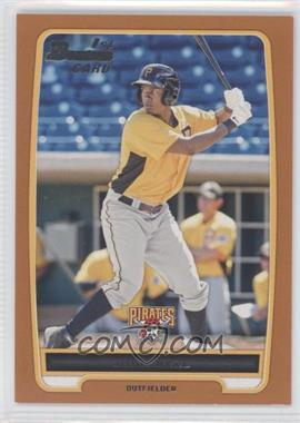 2012 Bowman - Prospects - Orange #BP79 - Josh Bell /250