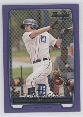 2012 Bowman - Prospects - Retail Purple #BP78 - Nick Castellanos