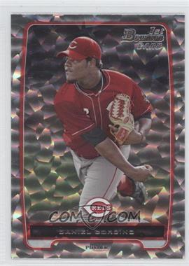 2012 Bowman - Prospects - Silver Ice #BP59 - Daniel Corcino