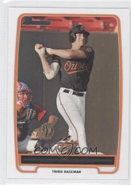 2012 Bowman - Prospects #BP92 - Nick Delmonico