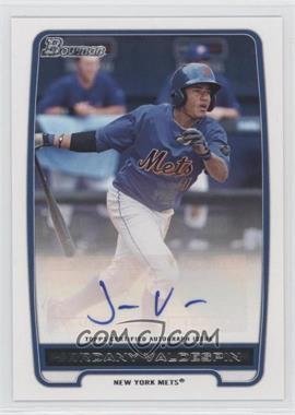 2012 Bowman - Retail Prospect Certified Autographs - [Autographed] #BPA-JV - Jordany Valdespin