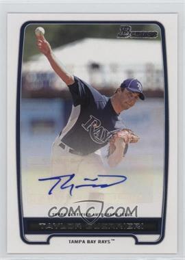 2012 Bowman - Retail Prospect Certified Autographs - [Autographed] #BPA-TG - Taylor Guerrieri
