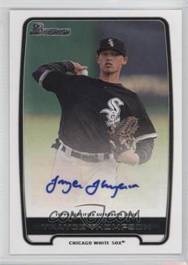 2012 Bowman - Retail Prospect Certified Autographs - [Autographed] #BPA-TT - Trayce Thompson