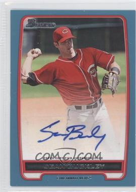 2012 Bowman - Retail Prospect Certified Autographs - Blue [Autographed] #BPA-SB - Sean Buckley /500