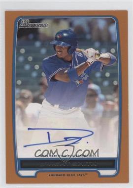 2012 Bowman - Retail Prospect Certified Autographs - Orange [Autographed] #BPA-DS - Dwight Smith /250