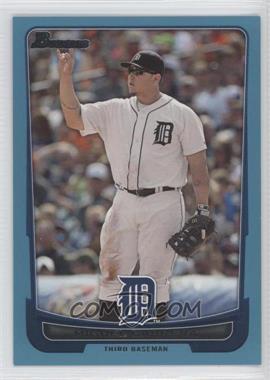 2012 Bowman Blue Border #101 - Miguel Cabrera /500