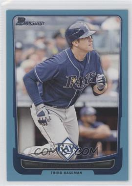 2012 Bowman Blue Border #149 - Evan Longoria /500