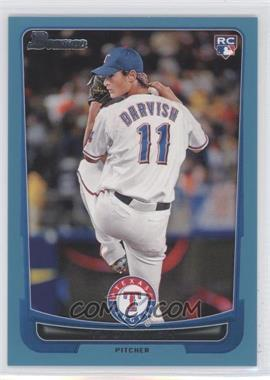2012 Bowman Blue Border #209 - Yu Darvish /500