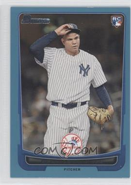 2012 Bowman Blue Border #217 - Dellin Betances /500