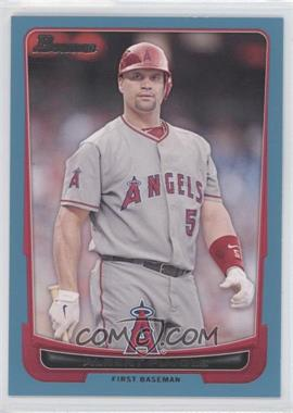 2012 Bowman Blue Border #49 - Albert Pujols /500