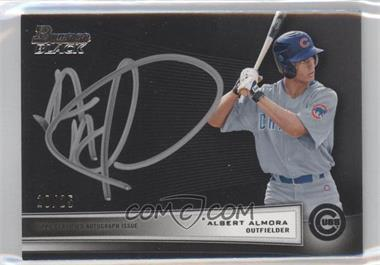 2012 Bowman Bowman Black Collection [Autographed] #BBC-AA - Albert Almora /25