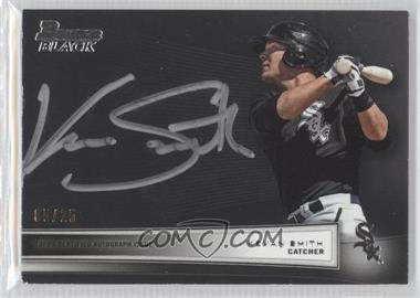 2012 Bowman Bowman Black Collection [Autographed] #BBC-KS - Kevan Smith /25