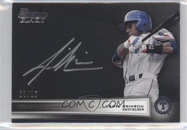 2012 Bowman Bowman Black Collection [Autographed] #BBC-LB - Lewis Brinson /25