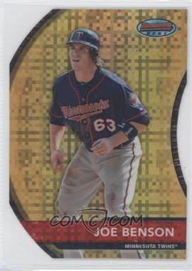 2012 Bowman Bowman's Best Die-Cut X-Fractor #BB9 - Joe Benson /25