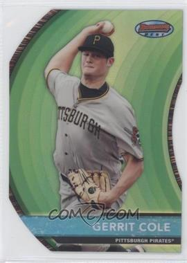 2012 Bowman Bowman's Best Prospects Die-Cut Refractor #BBP15 - Gerrit Cole /99