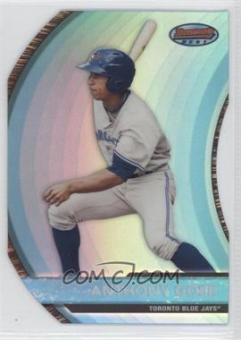 2012 Bowman Bowman's Best Prospects Die-Cut Refractor #BBP20 - Anthony Gose /99