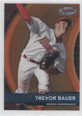 2012 Bowman Bowman's Best Prospects #BBP1 - Trevor Bauer