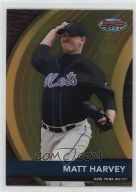2012 Bowman Bowman's Best Prospects #BBP10 - Matt Harvey