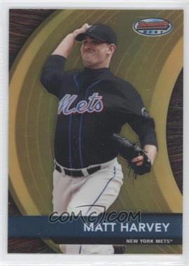 2012 Bowman Bowman's Best Prospects #BBP10 - Matt Harvey