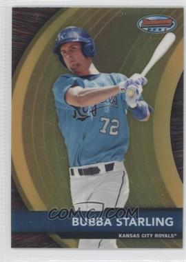 2012 Bowman Bowman's Best Prospects #BBP14 - Bubba Starling
