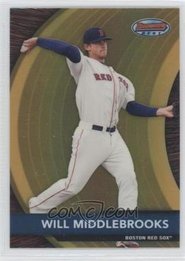 2012 Bowman Bowman's Best Prospects #BBP22 - Will Middlebrooks