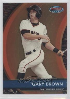 2012 Bowman Bowman's Best Prospects #BBP25 - Gary Brown