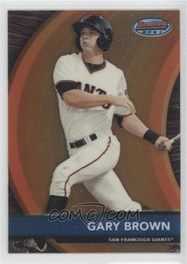 2012 Bowman Bowman's Best Prospects #BBP25 - Gary Brown