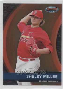 2012 Bowman Bowman's Best Prospects #BBP5 - Shelby Miller