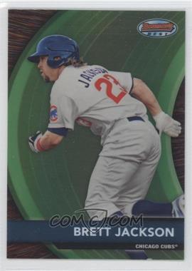 2012 Bowman Bowman's Best Prospects #BBP7 - Brett Jackson