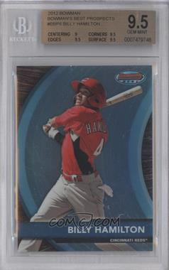 2012 Bowman Bowman's Best Prospects #BBP8 - Billy Hamilton [BGS 9.5]