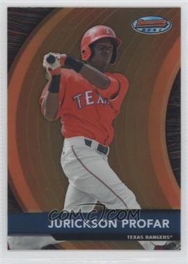 2012 Bowman Bowman's Best Prospects #BBP9 - Jurickson Profar