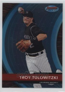 2012 Bowman Bowman's Best #BB15 - Troy Tulowitzki