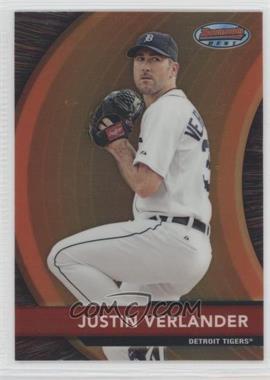 2012 Bowman Bowman's Best #BB16 - Justin Verlander